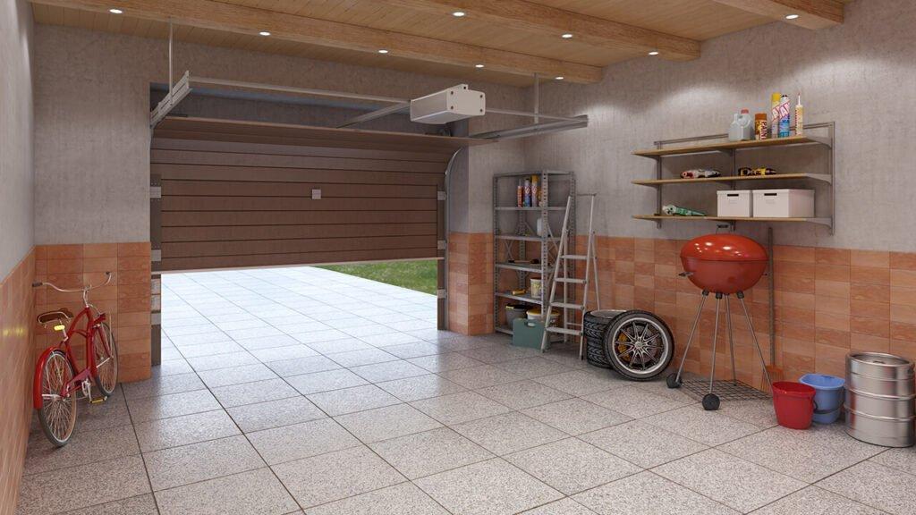 Types Of Roll Up Garage Doors
