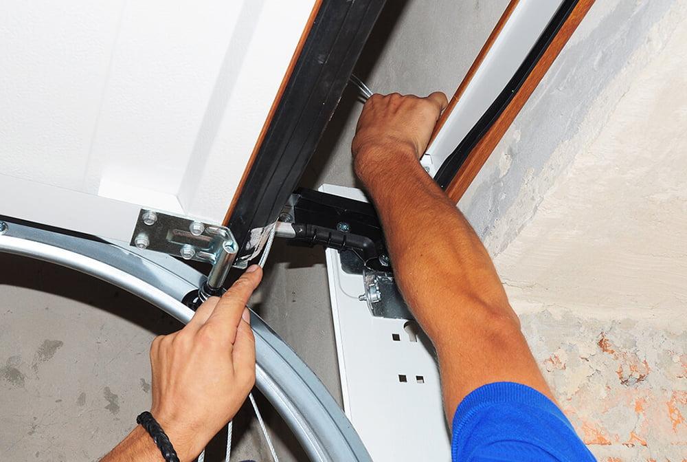 Garage Door Tune-up & Maintenance